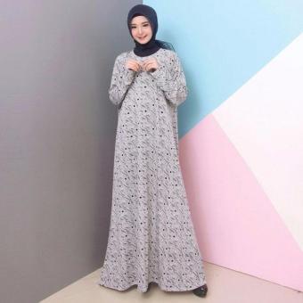 DnD - Baju Gamis Gamis wanita Gamis polos Baju Muslimah Dress Muslimah Fashion Muslimah >>