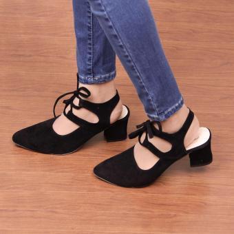 DUOMO - Kezia Heels Woman Tali Black