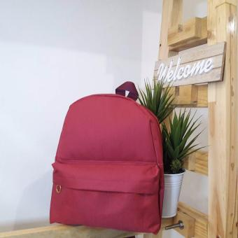 Detail Gambar EL PIAZA Mini Ransel Backpacks Kanvas Ransel Mini Ransel Lucu TasRansel Sling Bag Tas