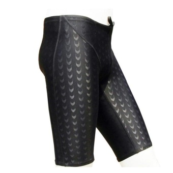 Elastic Fashion Men's Beach Surfing Short Pants Tight CompressedSwimming Trunk - intl - 2