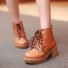 Ellen Taslim SMT-02 Sepatu Boots Wanita Samantha