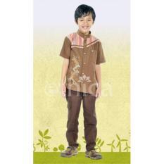 Ethica Moslem Fashion Koko Anak K 51 (Coklat)