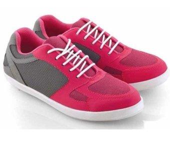 Everflow LT03 Sepatu Sport/ Lari Wanita (Grey Comb)