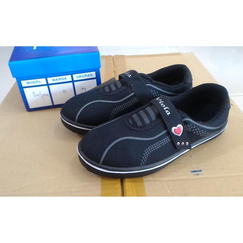2 Buah Wanita Heel Tinggi Sepatu Produk Perawatan Sepatu Pelindung Penutup Hitam L .