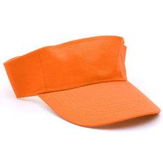 Fanshion Matahari Katun Topi Baseball Helm Topi Olahraga Tenis Lapangan Dapat Disesuaikan-