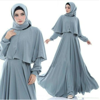 Ofashion Pakaian Muslim Ax 5046 Gamis Nayafa Glitter Gaun Lebaran Source · FJCO Maxy Monalisa Maxy