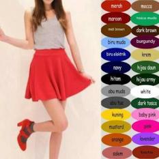 Flare Mini Skirt/ Flare Skirt/ 30 35 40 cm/rok flare