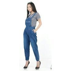 ... 168 Collection Celana Kulot Jeans Nanda Long Pant Biru Tua Source Harga 168 Collection Celana Hotpant
