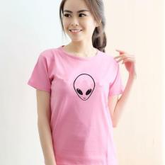 Game - Tumblr Tee / T-Shirt / Kaos Wanita - Alien