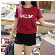Game - Tumblr Tee / T-Shirt / Kaos Wanita - Kode