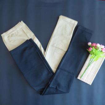 harga Gasp Legging Panjang Polos / Yoga Pants / Celana Senam - Coklat Lazada.co.id