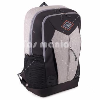Galeri Gambar Gear Bag Sylvester 2.0 Laptop Backpack - Grey + Raincover FREE Masker Motor Pria