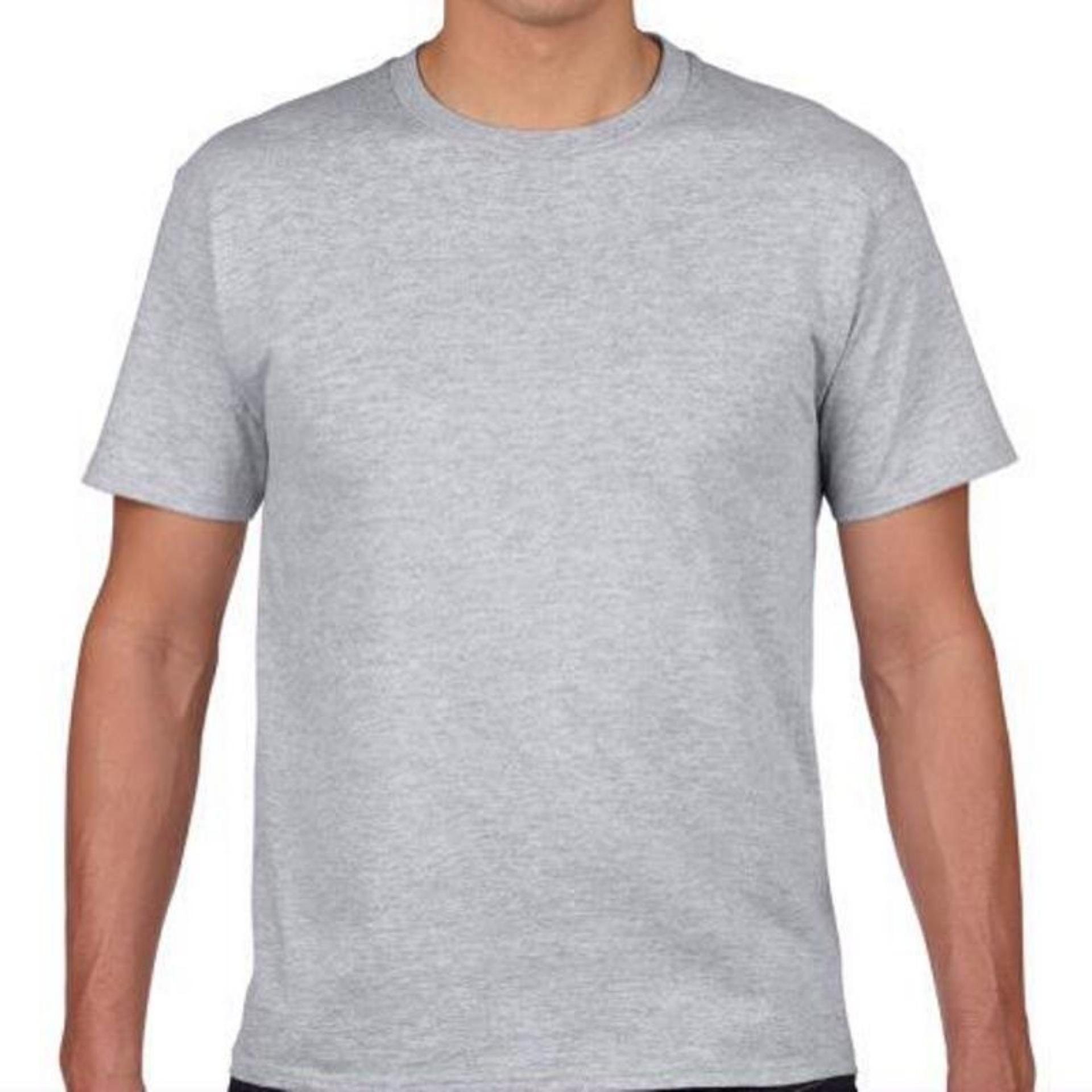 Belanja Terbaik Gildan Softstyle 63000 Kaos Polos Misty Bandingkan Black