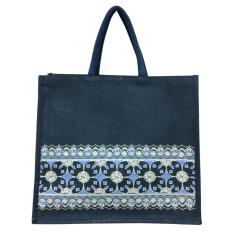 Green3R Tas Karung Goni Natural Tote Bag  L140 - Tas Belanja Wanita