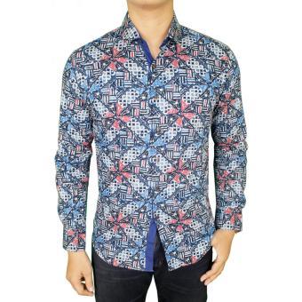 Jual Gudang Fashion Baju Batik Pria Lengan Panjang