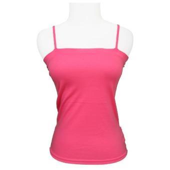 Gudang Fashion - Pakaian Wanita Kemben Gaul - Merah Muda