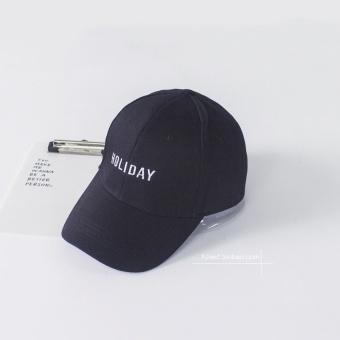 Sogo kepribadian bordir dicuci melengkung topi baseball Papan lampu Sky  Blue Source Source Harga Saya hitam 5a0f6aaa00