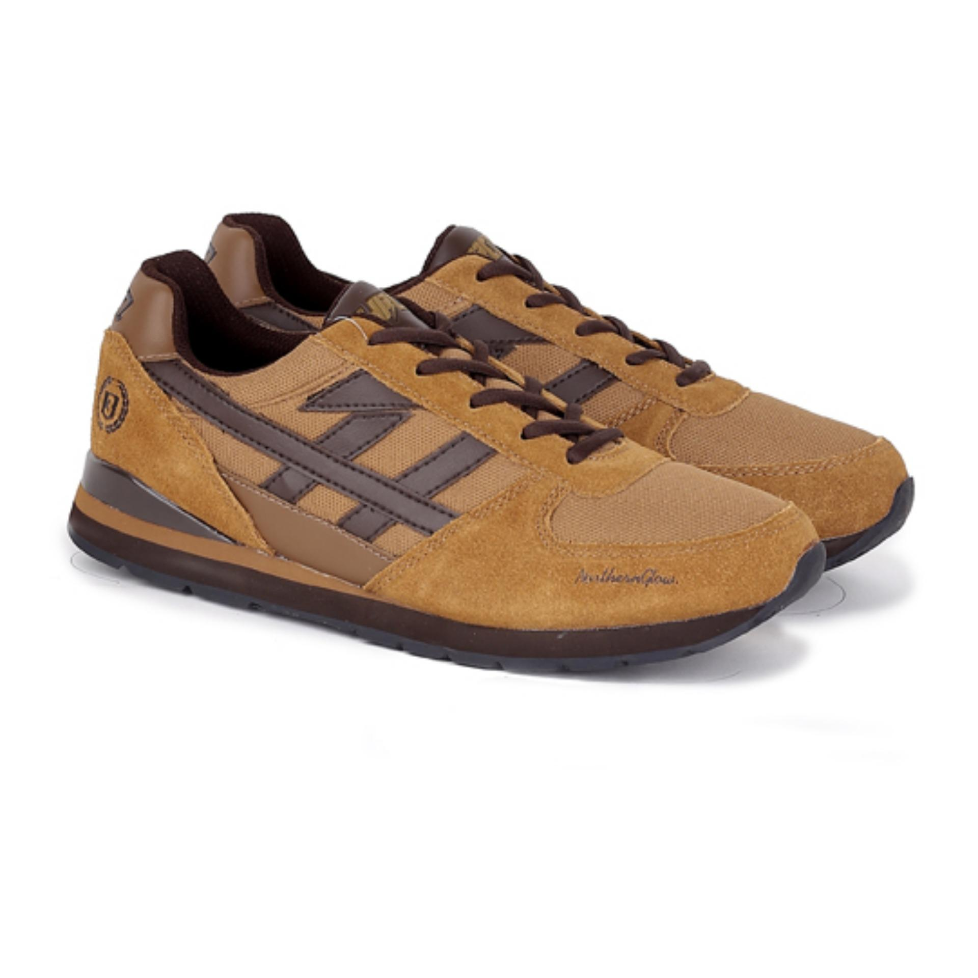 Hrcn Hpm 5144 Sepatu Northern Glow Sneaker Pria Suede Leather H 5259 Liberty Flash Sale Limited