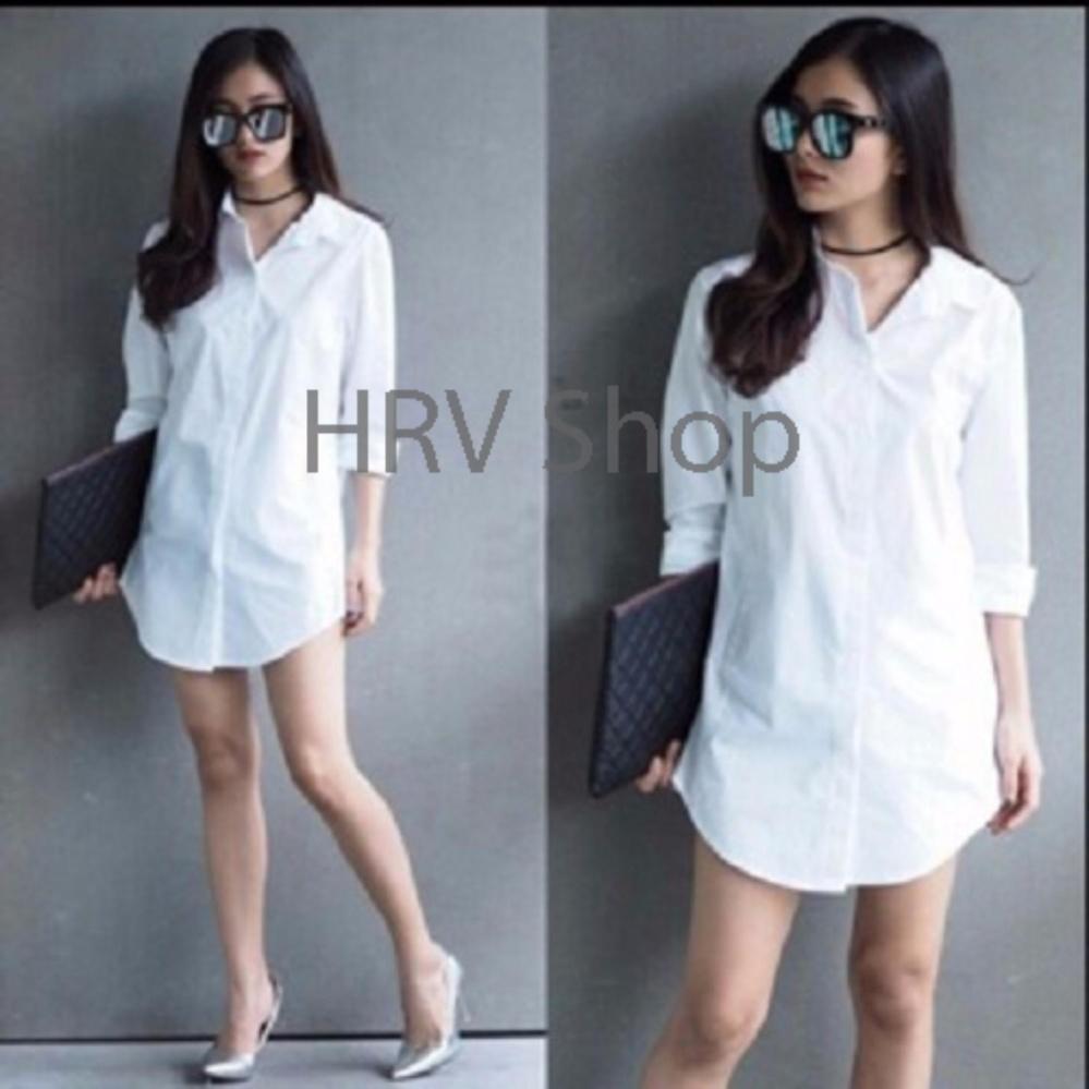 ... HRV Shop Tunik Wanita Shinta - Putih ...