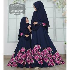 Humaira99 Gamis Syari Muslim Couple Ibu dan Anak Catherina