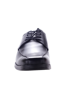 Hush Puppies Sepatu Formal Pria Staron Lace Up - Hitam - 2