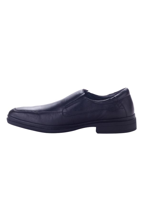Hush Puppies Sepatu Formal Pria Verco Loafers - Hitam ...