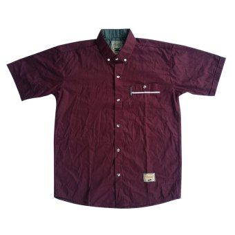Harga Noisd Detonation Short Shirt - Moon
