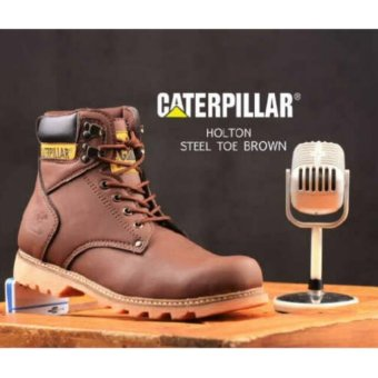 Harga Caterpillar Holton Safety Boots