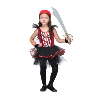Halloween Costume Pirate Costume for Kids - Intl