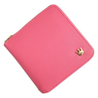 Harga Crown Wallet Jims Honey - Peach