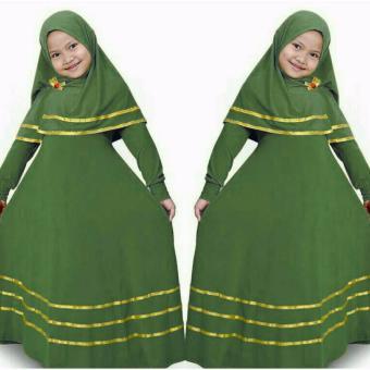Premierfashionstore Alya Kids Syari Benhur Daftar Update Harga Source Premierfashionstore Naura Kids Green .