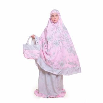 Mukena Azzhara Rose Pink