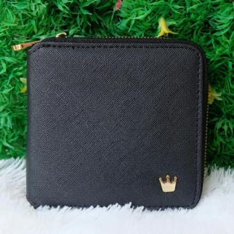 Harga Jims Honey Crown Wallet - Black