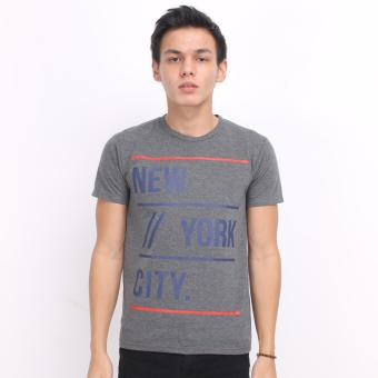 High5 Kaos Pria Awesome New York City Putih White Models And Prices Indonesia .