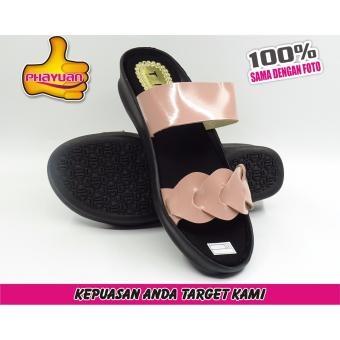 Phayuan Sandal Anak Perempuan Fashion K16a Baby Pink Selop Wedge Source Jual Phayuan . Source ·