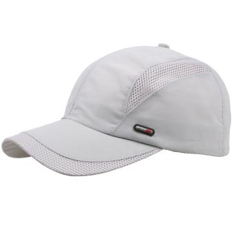 Adapula Solid Olahraga Pantai Tenis Polos Topi Pelindung Matahari Source ·  Adapula Kolam Olahraga Musim Panas 3f90a316a2