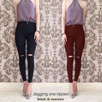Harga MJ Jegging One Ripped