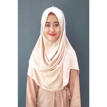 Paket Parisku Hijab Pashmina Instant Katun Premium Amira Purple - Page 4 - Daftar Update Harga