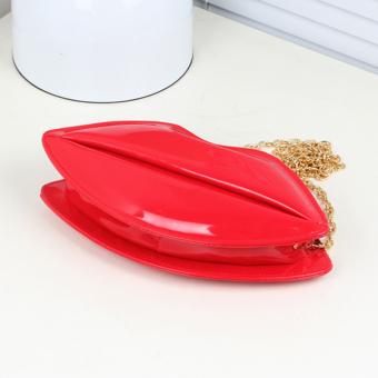 ... Purse Handbag Party Shiny Evening Bag. Source · Amart Fashion Lips Clutch handbag Lady Evening Party Chain Mini personality shoulder Leather .