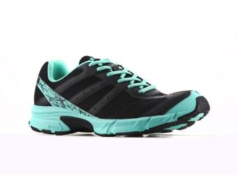 Specs Sepatu Running 200427 VINSON MASSIF - Hitam Biru Gem