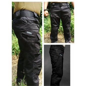 Harga scramblemerch - tactical blackhawk cargo