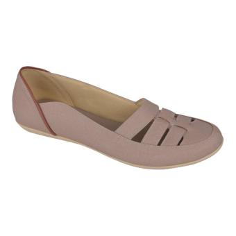 Harga Catenzo Sandal Wanita Cream Synthetic Tpr Outsole KS 871