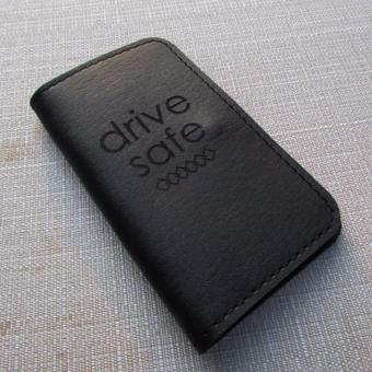 Harga Genuine Leather Dompet STNK - Drive Safe