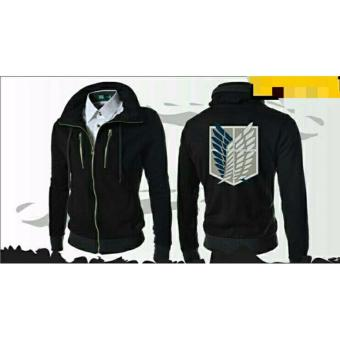 Harga Jaket High Neck SNK /Attack On Titan
