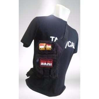 Gear Army Base Elite Military Sling Bag Thigh Bag Leg Bag TSB01 - Tas Selempang Model