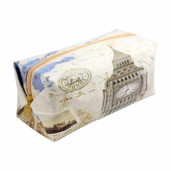 Harga Potrait Bag - Cosmetic Bag - london big ben