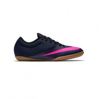 Harga Nike Mercurialx Pro (Ic)-Mid Nvy/Mid Nvy-Pnk Blst-Rcr B