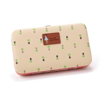 Harga Jims Honey Lady Wallet - Cream