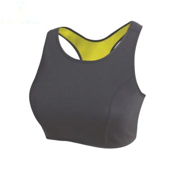 Harga Jaco Hot Shaper Sport Bra Tank Top - Hitam