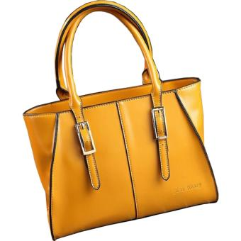 Harga Clay Bag Jims Honey - Apricot